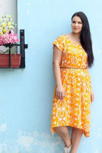 plus_size_yellow_freestyle_dress_lastinch_western_clothing_brand