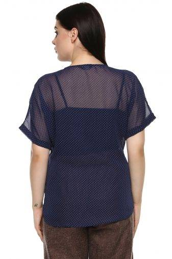 plus_size_polka_dot_front_tie_top_lastinch_western_clothing_brand_6