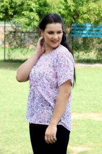 plus_size_front_tie_floral_top_lastinch_western_clothing_brand