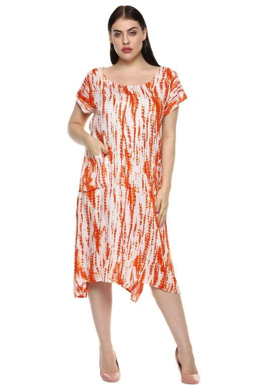 plus_size_white_orange_freestyle_dress_lastinch_western_clothing_brand_5