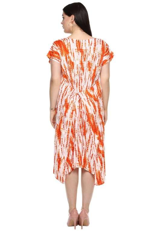 plus_size_white_orange_freestyle_dress_lastinch_western_clothing_brand_4