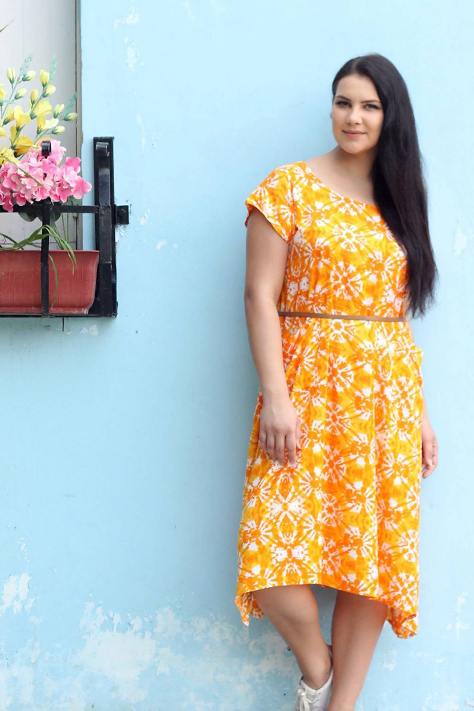 plus_size_yellow_freestyle_dress_lastinch_western_clothing_brand