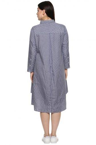 plus_size_patched_checks_shirt_dress_lastinch_western_clothing_brand_3