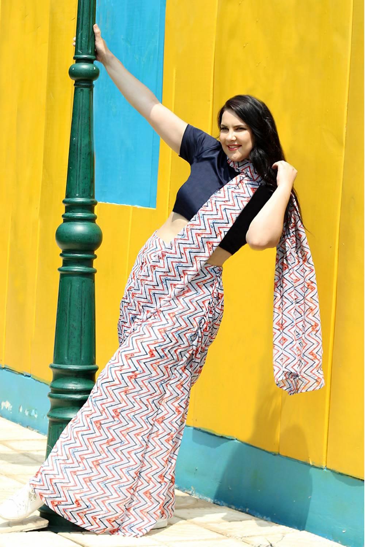 plus_size_zig-zag_palazzo_saree_indo_western_lastinch_western_clothing_brand