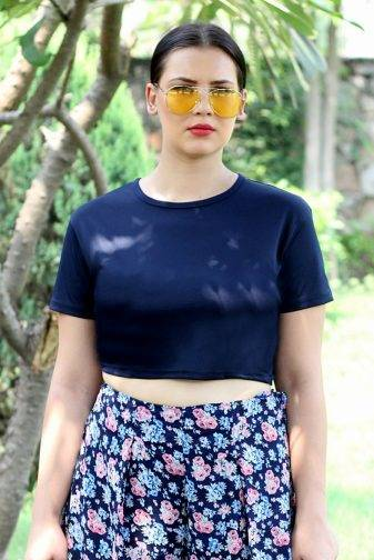 plus_size_royal_blue_crop_top_lastinch_western_clothing_brand