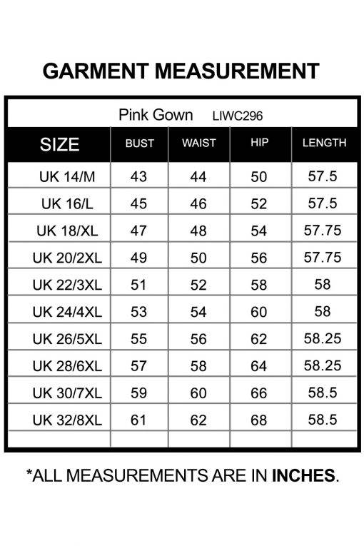 Plus Size Pink Gown_LIWC296