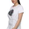 plus size White All Bodies Tshirt5m3