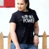 Girl Power Corset Tee