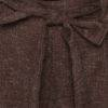 Plus Size LASTINCH Brown Linen Palazzo6
