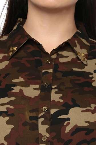 plus Military long shirt-6