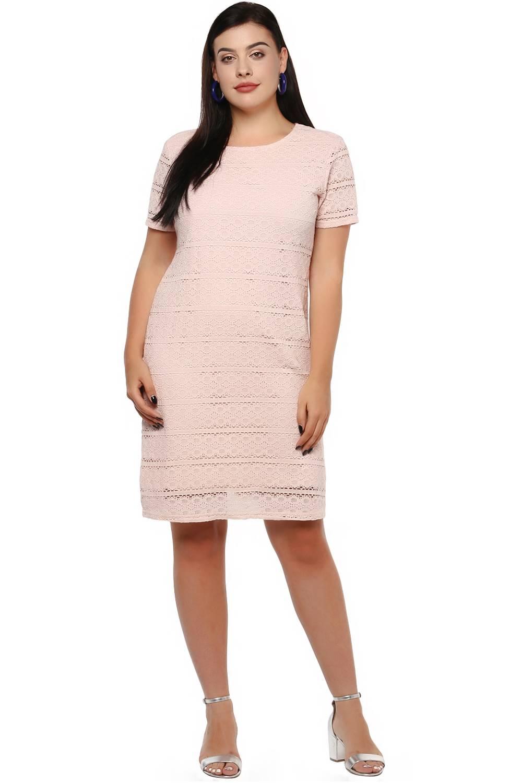Plus Size Petal Dress-1