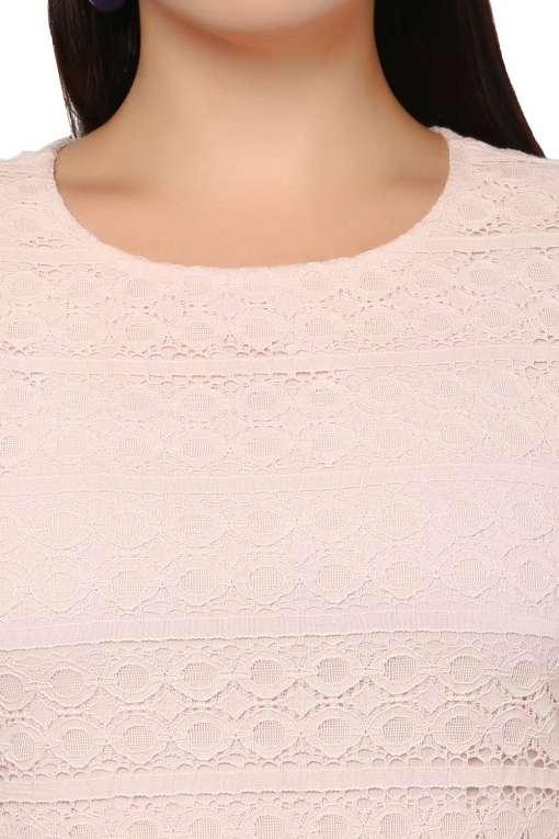 Plus Size Petal Dress-6