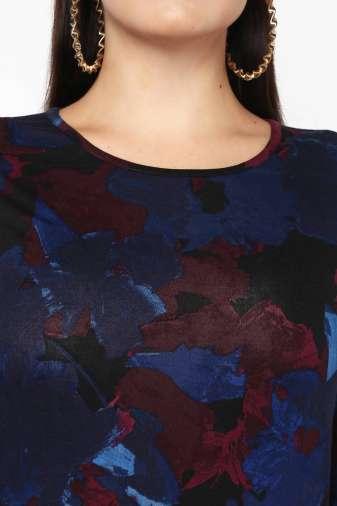 Plus Size Petal Dress-3