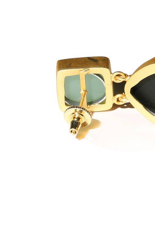 Royal Three Stone Earring-3