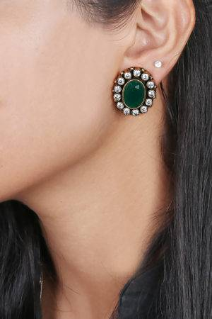 Emerald Green Stud