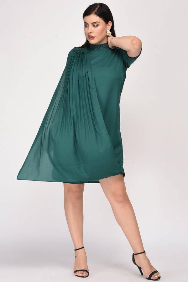 drape-dress