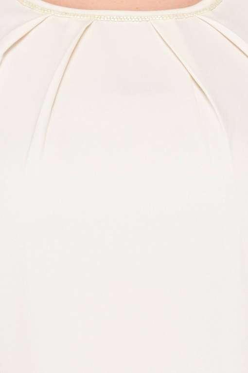 White Aline Beaded Dress7
