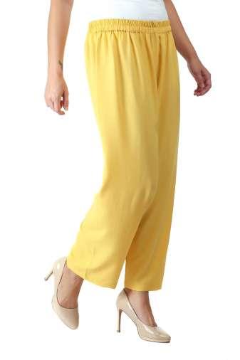 yellow palazo5