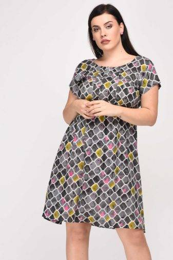 Grey Freestyle Dress13