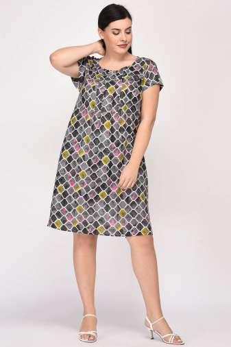 Grey Freestyle Dress4