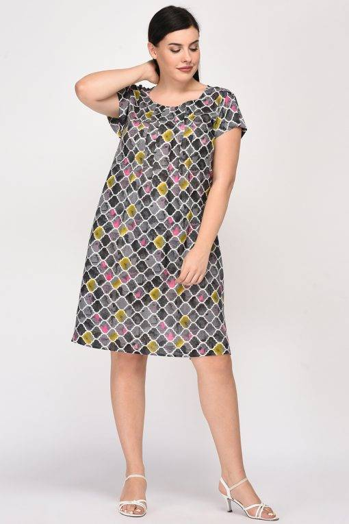 Grey Freestyle Dress4