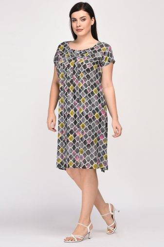 Grey Freestyle Dress5