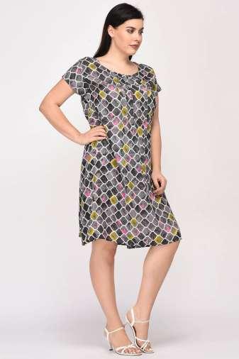 Grey Freestyle Dress6