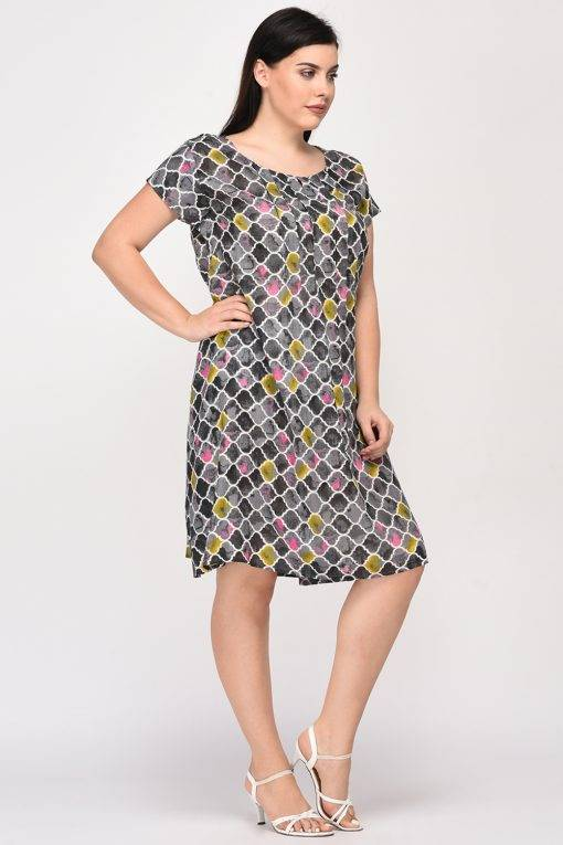 Grey Freestyle Dress6