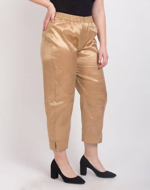 GOLDEN TISSUE TROUSER 6