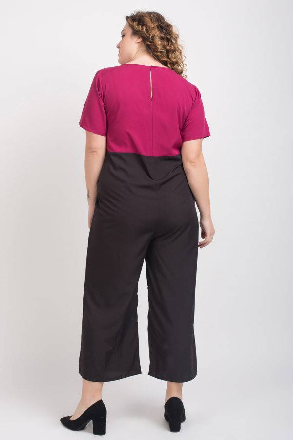 Color Block Jumpsuit6