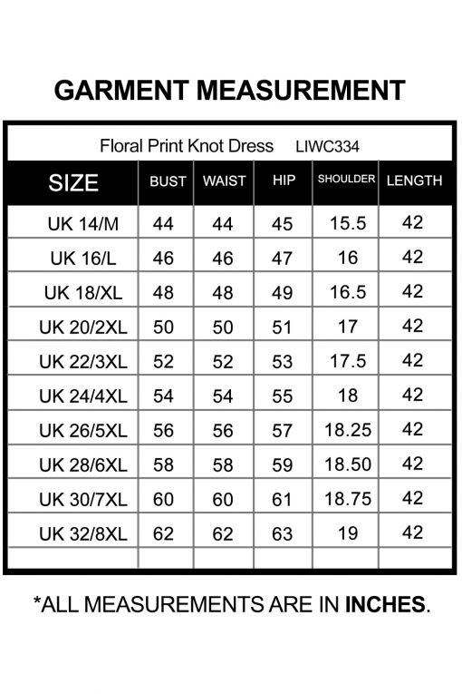 Garment-Size-Chart