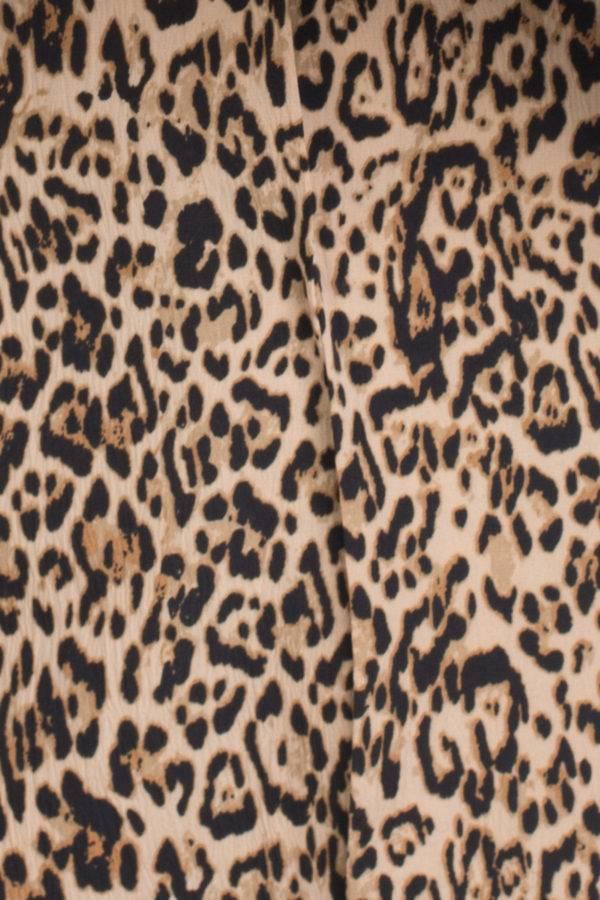 Leopard Print Maxi Dress2