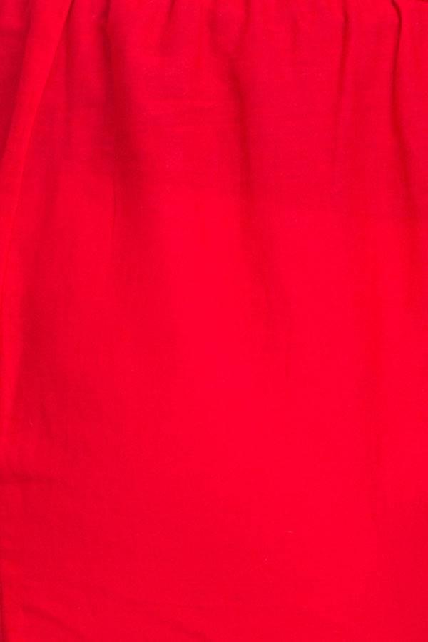 Red Cutwork Palazzo5