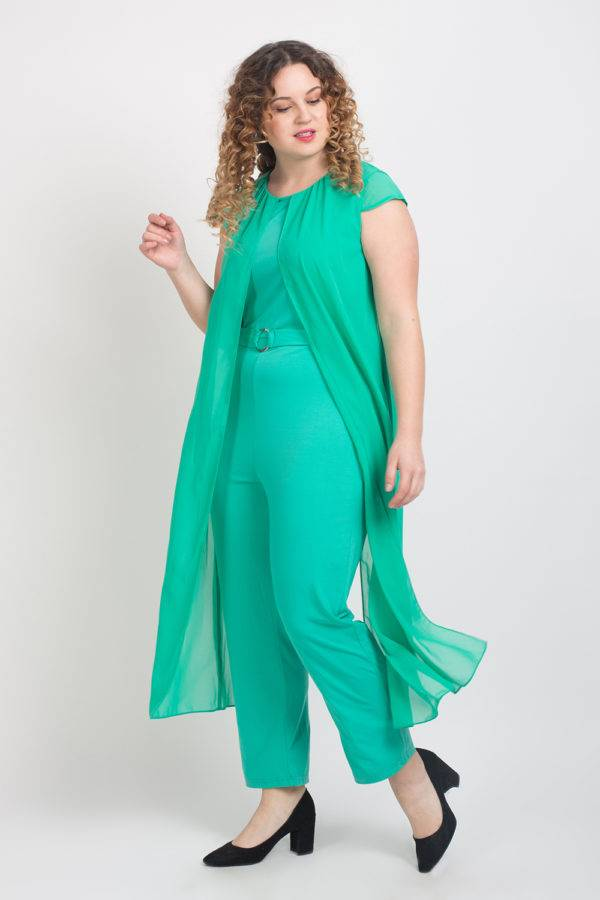 SEA GREEN JUMPSUIT5