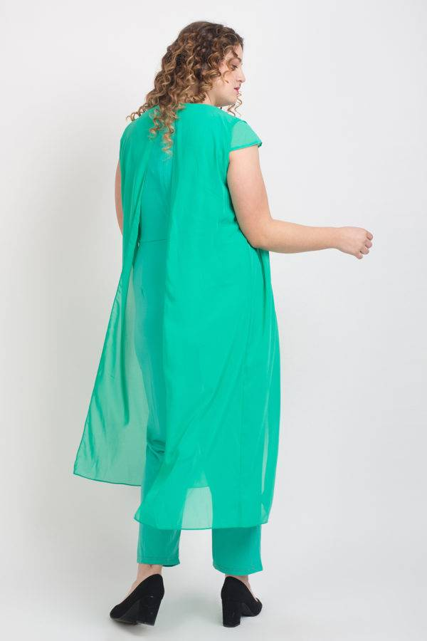 SEA GREEN JUMPSUIT7