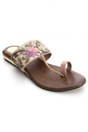 Embroidered sandals1