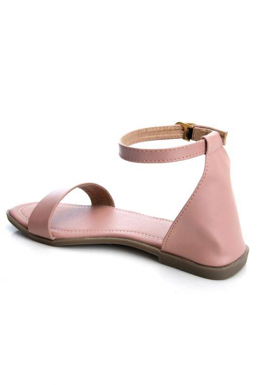 Fashion Strap Flat Sandals4
