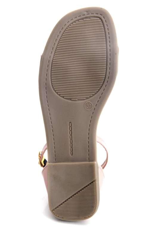 Fashion Strap Flat Sandals