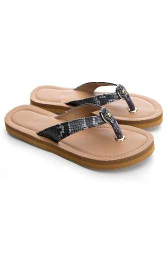 Snake Leatherite Sandals2