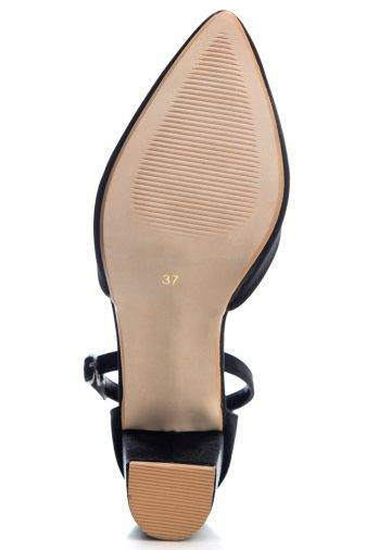 Glitter Finish Block Heeled Sandals5