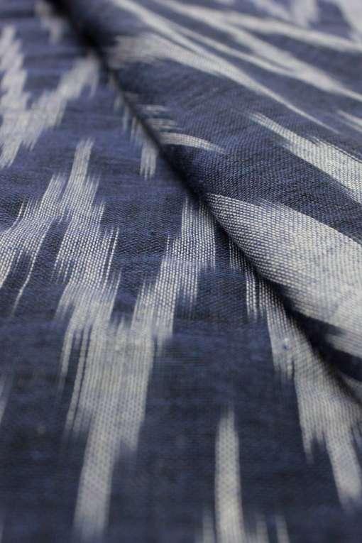 Blue Ikat Dupatta6