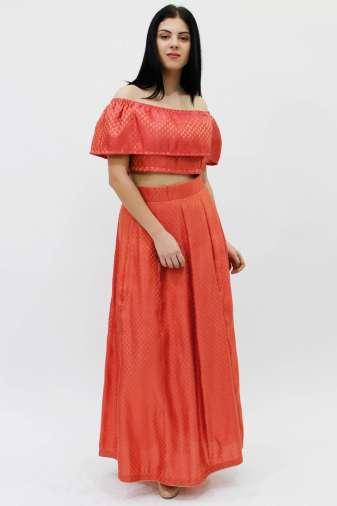 Brocade Skirt1