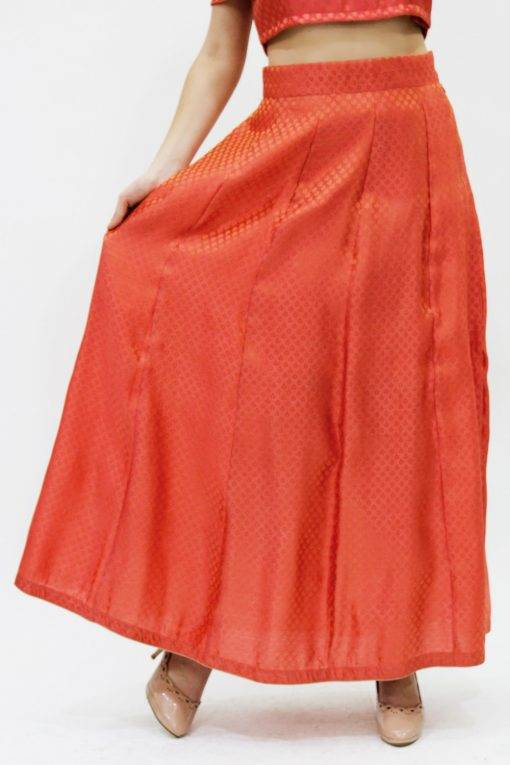 Brocade Skirt2