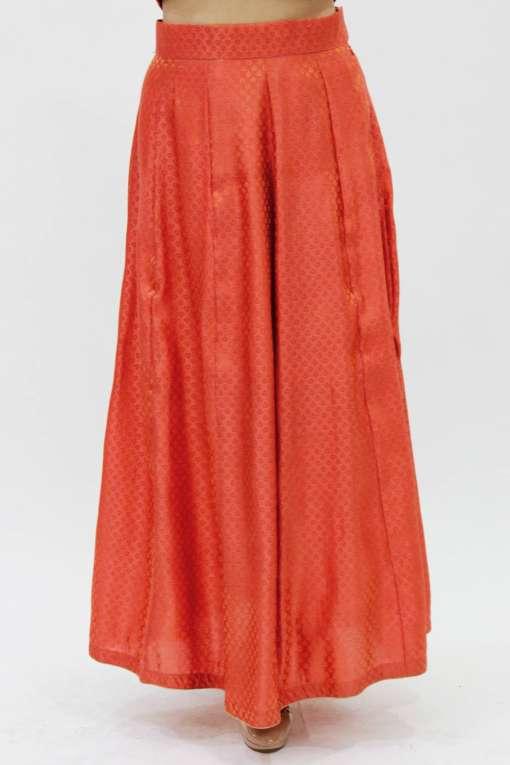 Brocade Skirt4