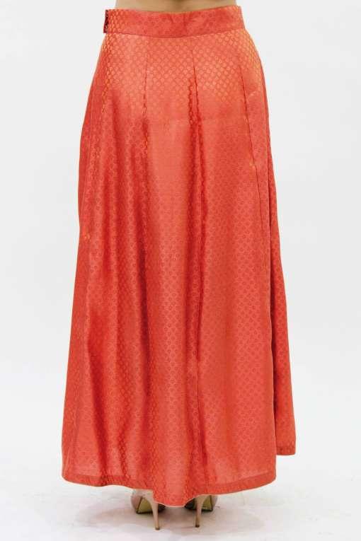 Brocade Skirt7