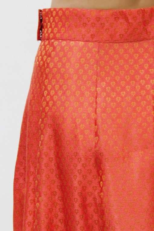 Brocade Skirt8