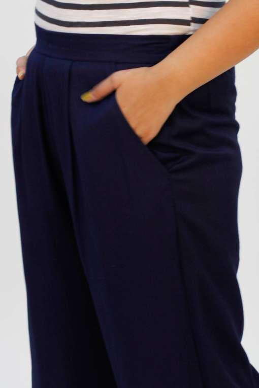 Blue Rayon Trouser6