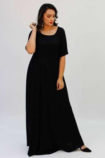 Black Anarkali7