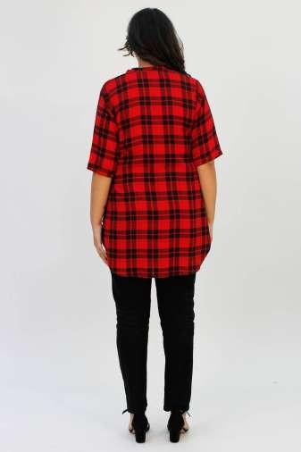 Red Check Shirt3