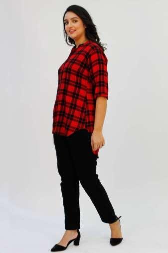 Red Check Shirt4
